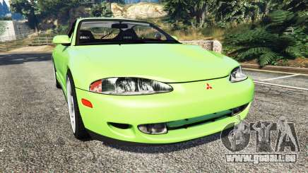 Mitsubishi Eclipse GSX pour GTA 5