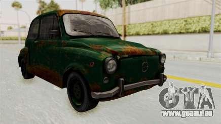 Zastava 750 Rusty pour GTA San Andreas
