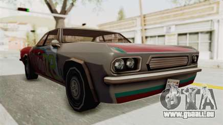 Redwood TaMpa pour GTA San Andreas