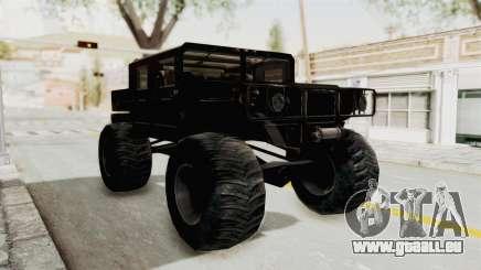 Hummer H1 Monster Truck TT pour GTA San Andreas
