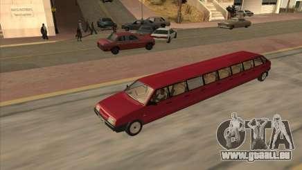 VAZ 2109 17-door für GTA San Andreas
