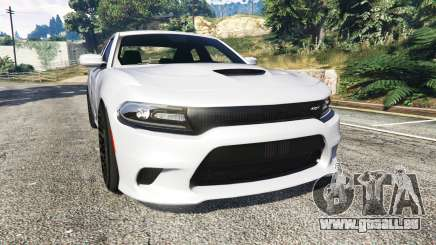 Dodge Charger SRT Hellcat 2015 v1.3 für GTA 5