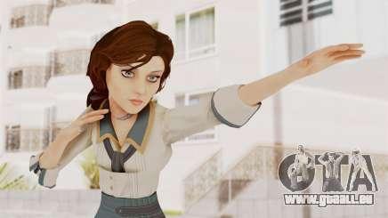 Bioshock Infinite Elizabeth Student pour GTA San Andreas
