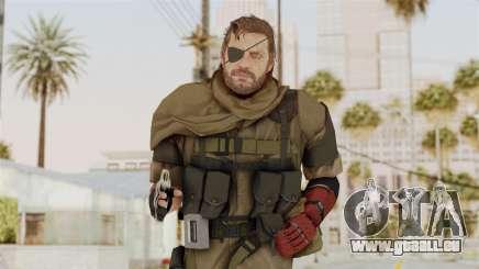 MGSV The Phantom Pain Venom Snake Scarf v1 pour GTA San Andreas