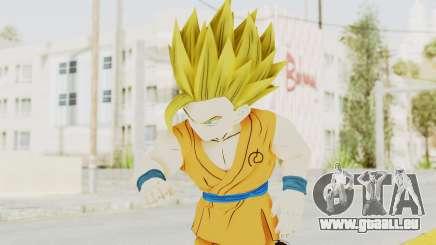 Dragon Ball Xenoverse Gohan Teen DBS SSJ2 v2 pour GTA San Andreas