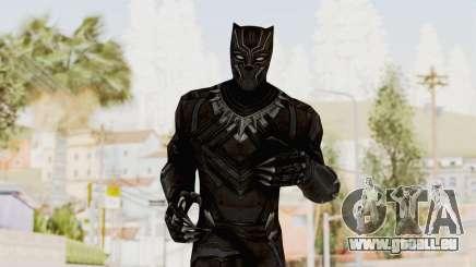 Marvel Future Fight - Black Panther (Civil War) pour GTA San Andreas