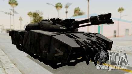 T-470 Hover Tank für GTA San Andreas