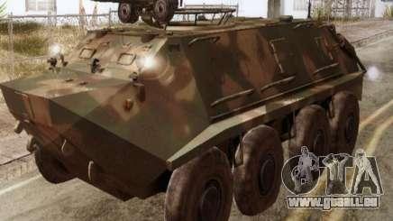 BTR 60 PA für GTA San Andreas