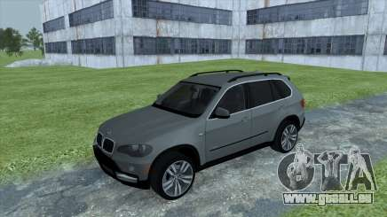 BMW X5 E70 pour GTA San Andreas