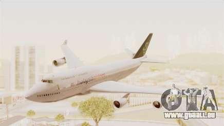 Boeing 747-400 Malaysia Airlines Tabung Haji pour GTA San Andreas