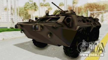 BTR-80 Desert Turkey pour GTA San Andreas
