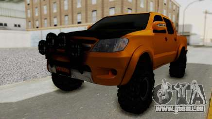 Toyota Hilux 2010 Off-Road Swag Edition pour GTA San Andreas