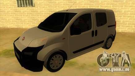 Fiat Fiorino Combi Mix pour GTA San Andreas
