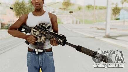 P416 Silenced pour GTA San Andreas