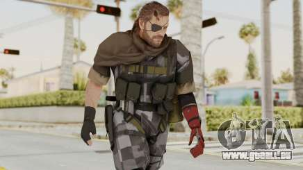 MGSV The Phantom Pain Venom Snake Scarf v7 für GTA San Andreas