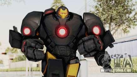Marvel Future Fight - Hulk Buster Heavy Duty v1 für GTA San Andreas