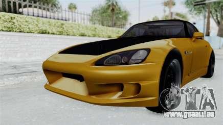 Honda S2000 S2K-AP1 pour GTA San Andreas
