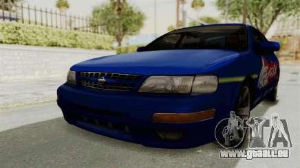 Nissan Maxima SE 1997 Fast N Furious pour GTA San Andreas