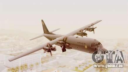 C130 Hercules Indian Air Force für GTA San Andreas
