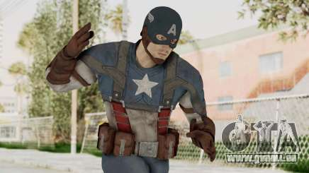 Captain America Civil War - Captain America pour GTA San Andreas