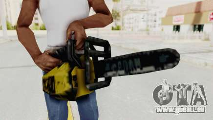 Liberty City Stories Chainsaw pour GTA San Andreas