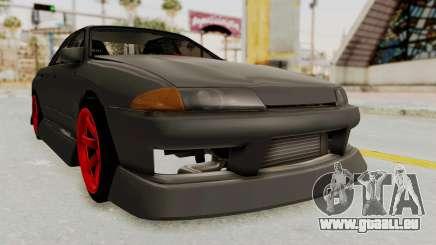 Nissan Skyline R32 4 Door Drift für GTA San Andreas