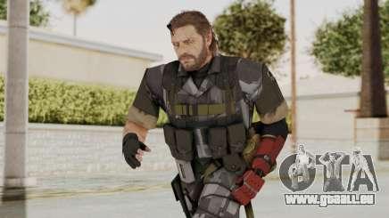 MGSV The Phantom Pain Venom Snake No Eyepatch v7 pour GTA San Andreas