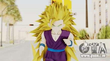 Dragon Ball Xenoverse Gohan Teen DBS SSJ3 v1 für GTA San Andreas