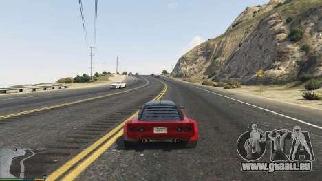 GTA 5 Faster AI Drivers 2.0 troisième capture d'écran