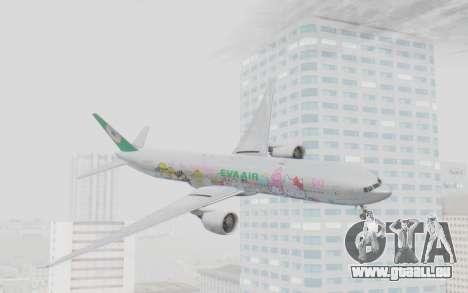 Boeing 777-300ER Eva Air v1 für GTA San Andreas