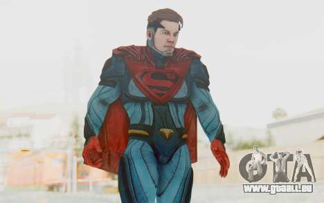 Injustice 2 - Superman pour GTA San Andreas