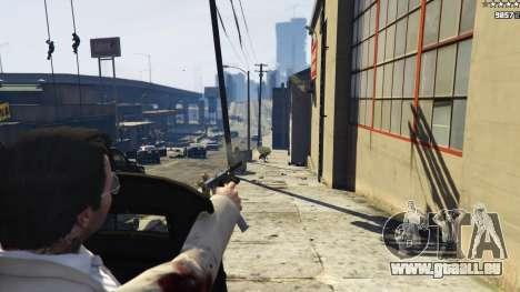 GTA 5 Shield Mod 0.2 dritten Screenshot