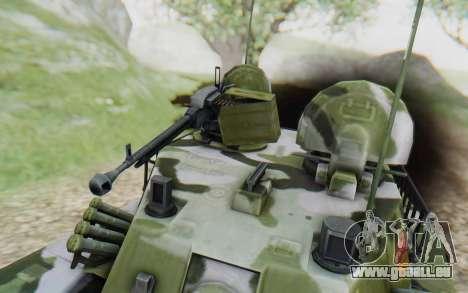 Norinco Type 63 pour GTA San Andreas vue arrière