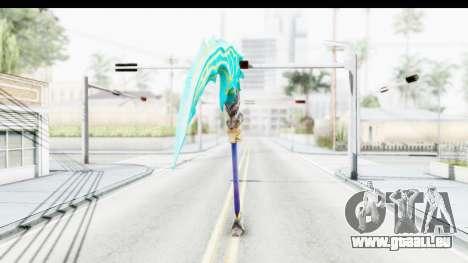Orochi Weapon pour GTA San Andreas deuxième écran