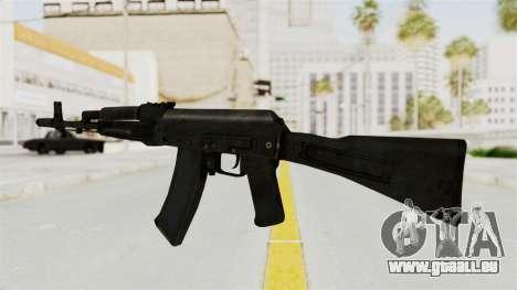 AK-74M v1 für GTA San Andreas zweiten Screenshot