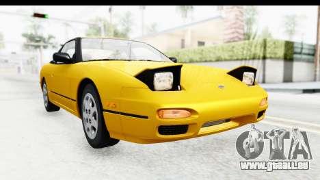 Nissan 240SX 1994 v1 pour GTA San Andreas vue de droite