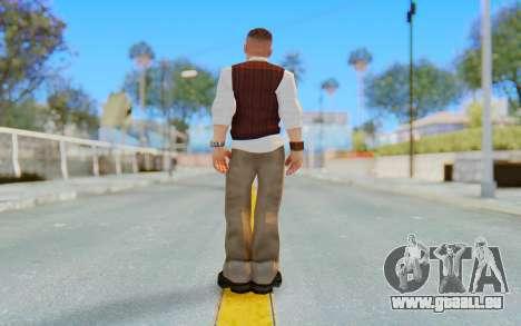 Gary Smith v2 pour GTA San Andreas troisième écran