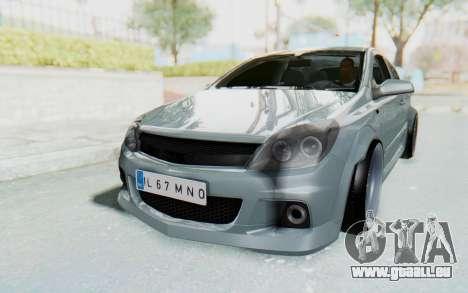 Opel Astra für GTA San Andreas