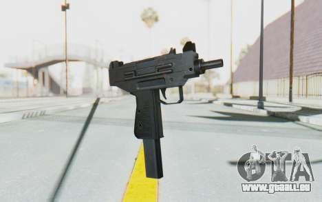 Mini Micro Uzi v1 für GTA San Andreas zweiten Screenshot