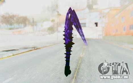 Hades Claw pour GTA San Andreas