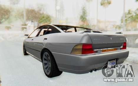 GTA 5 Imponte DF8-90 IVF pour GTA San Andreas laissé vue