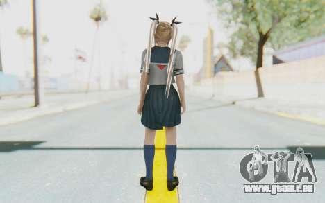 DoA 5: LR - Marie Rose (NewComer) pour GTA San Andreas troisième écran