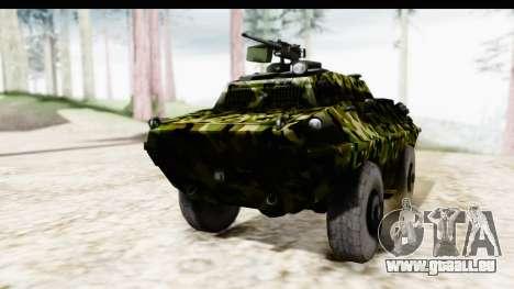 BOV 86M Camo pour GTA San Andreas