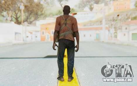 CoD MW3 Africa Militia v3 pour GTA San Andreas troisième écran