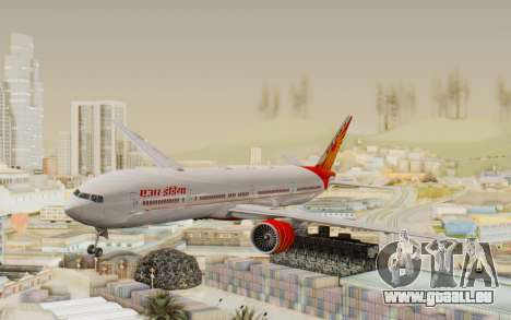 Boeing 777-300ER India Air pour GTA San Andreas