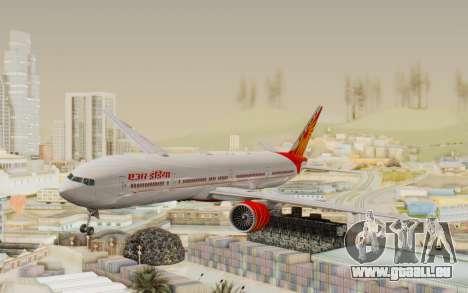 Boeing 777-300ER India Air für GTA San Andreas