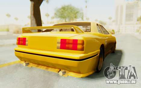 Elegy E30 für GTA San Andreas rechten Ansicht