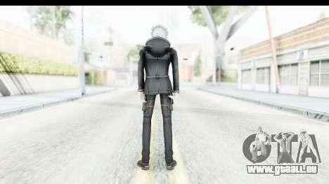 J Skin v2 pour GTA San Andreas troisième écran