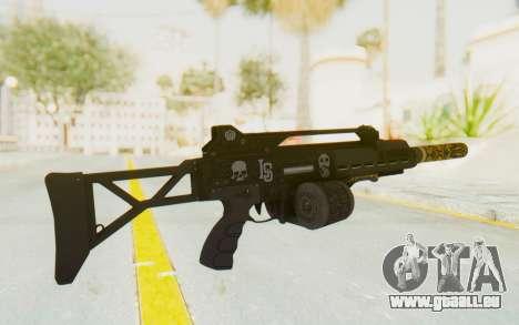 GTA 5 DLC Finance and Felony - Special Carbine für GTA San Andreas zweiten Screenshot
