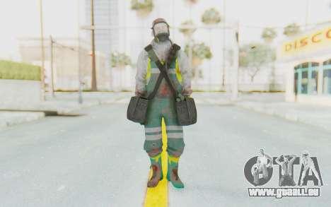 The Division Cleaners - Fumigator für GTA San Andreas zweiten Screenshot